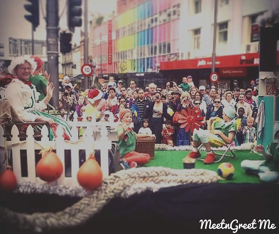 New Zealand Christmas with local people from MeetnGreetMe