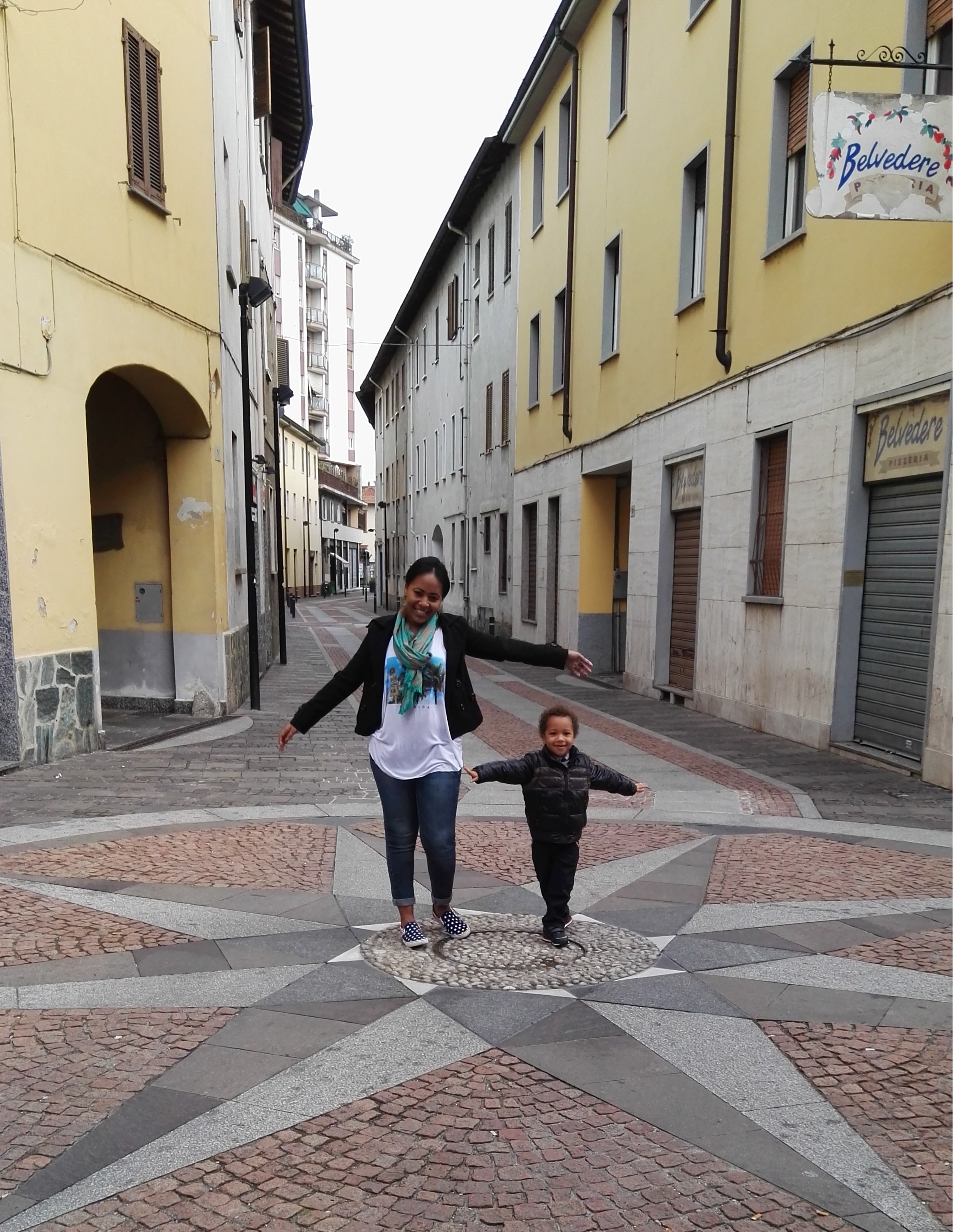 What to do see enjoy in Milan Italy with Lazara Caludia
