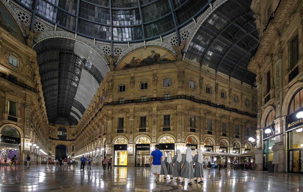 Shopping in Milan Guide