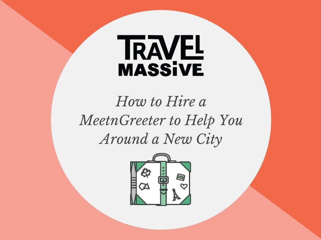 Travel Massive and MeetnGreetMe