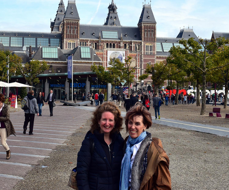 Rijksmuseum MeetnGreetMe