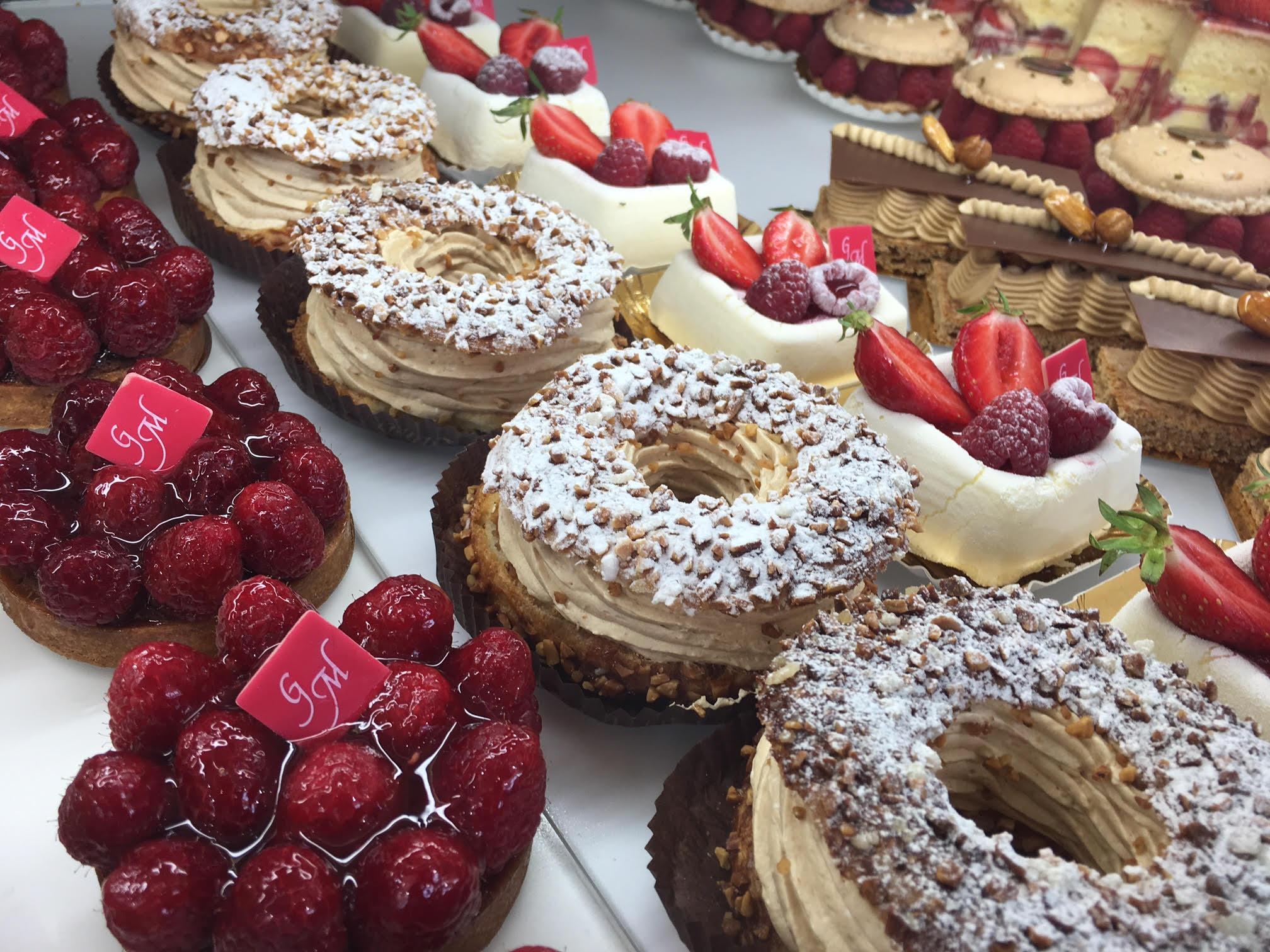 French food, Paris. MeetnGreetMe