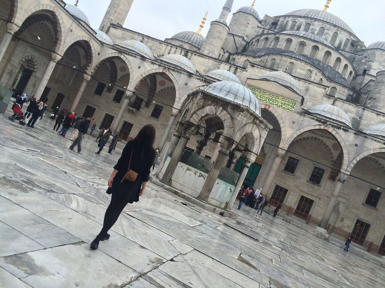 Advice from Experienced Traveler on Instanbul Turkey
