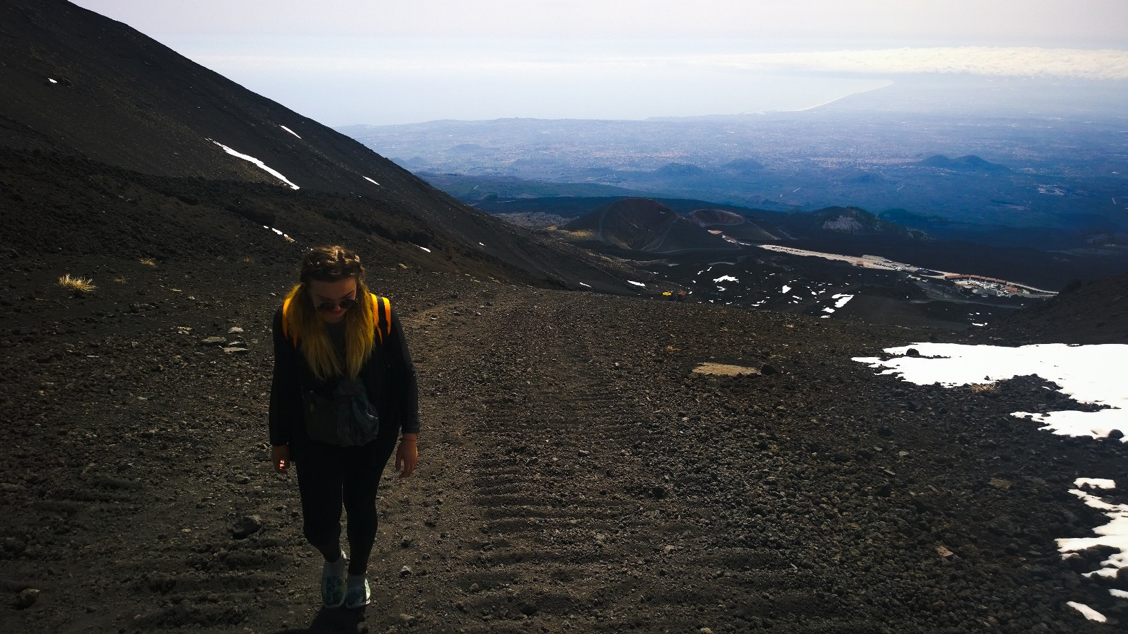 Daria Belous MeetnGreeter Travel blog Mount Etna