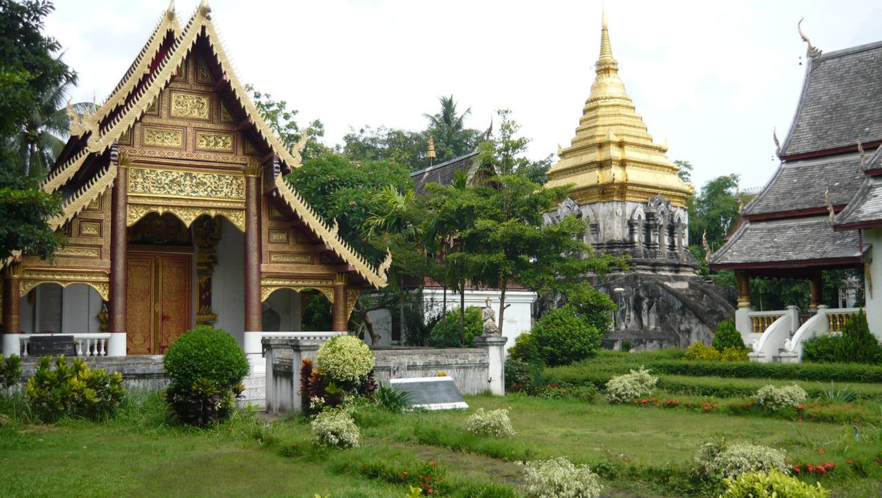 Chiang Mai thailand meetngreetme Wat Chiang Man