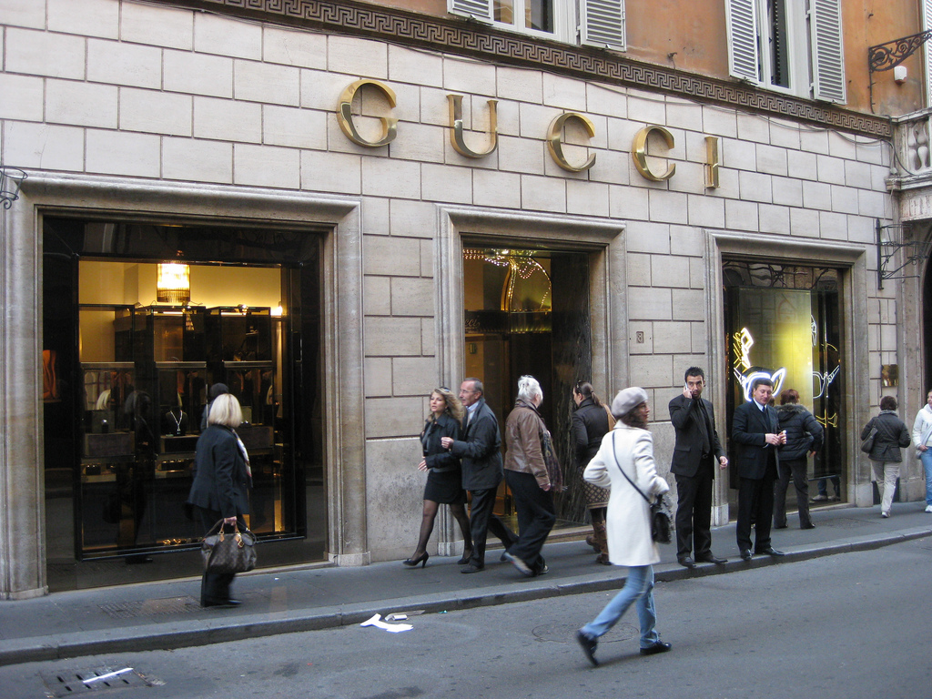 top shopping places in rome