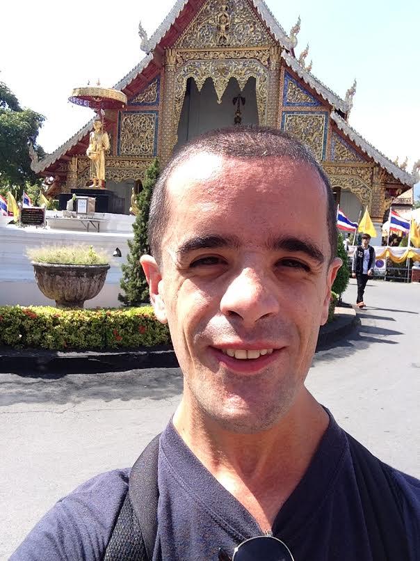 Todd local MeetnGreeter in Chiang Mai Thailand