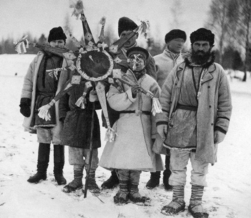 Калядоўшчыкi_1903г