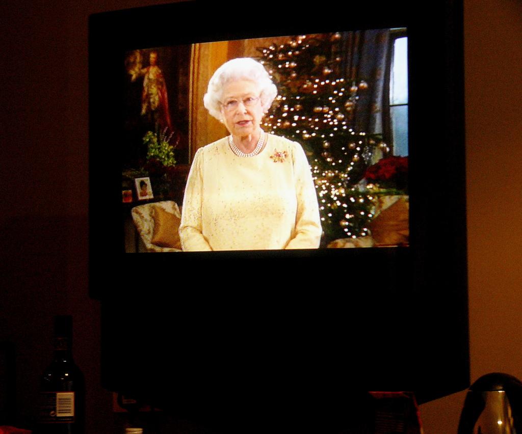 queen's christmas speech