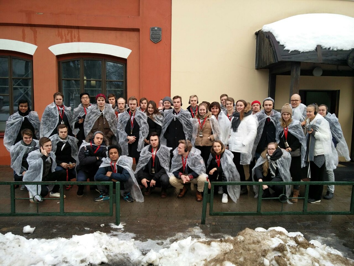 Olivaria brewery museum minsk belarus