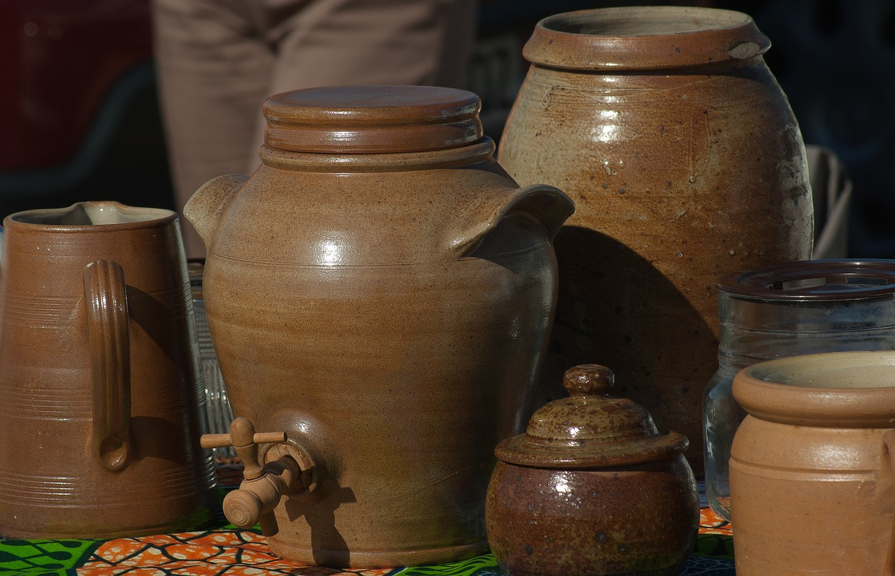 pottery ceramic souvenir from belarus