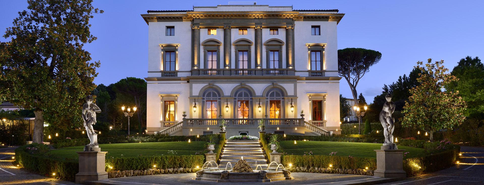 Villa Cora Florence Italy