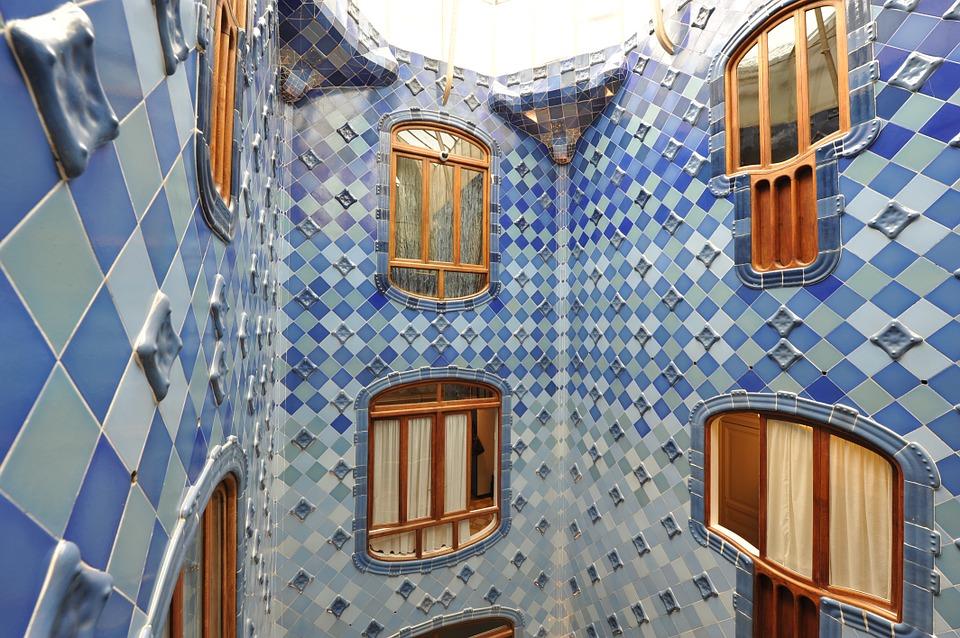 Casa Battlo Barcelona Gaudi