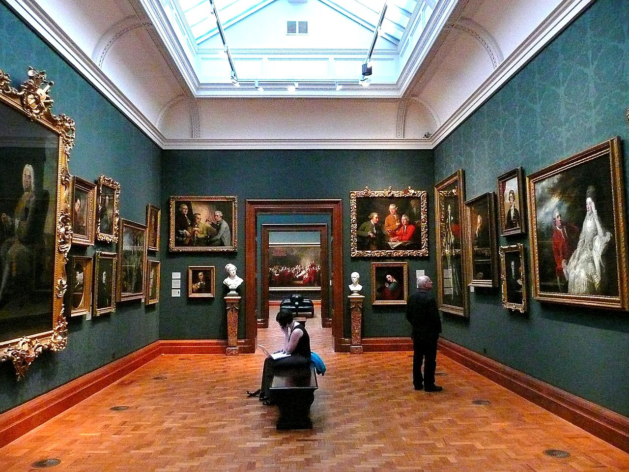 Inside_the_National_Portrait_Gallery_London United Kingdom