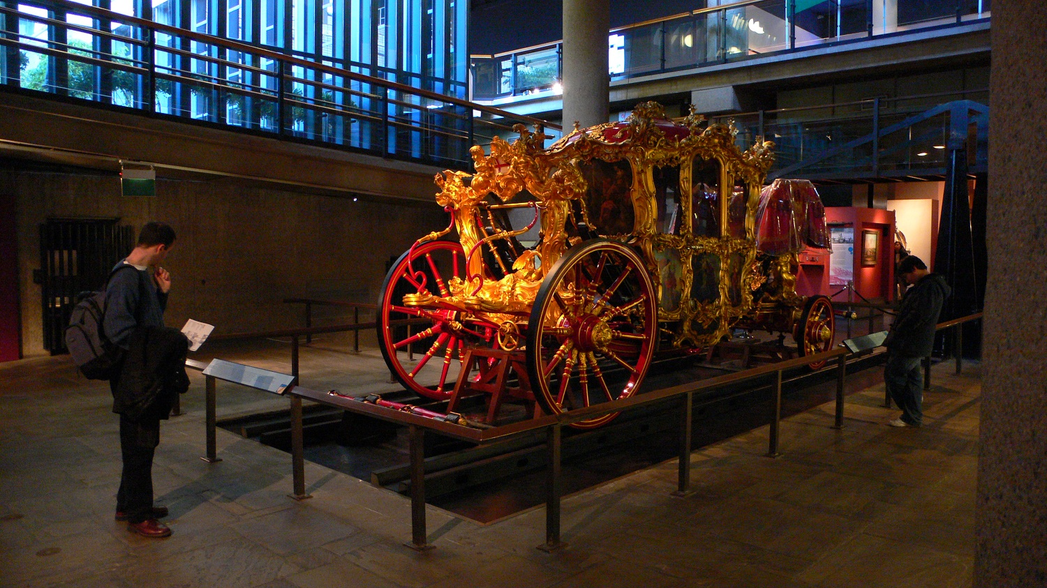 Museum_of_London_inside_Lord_Mayors_Coach United Kingdom