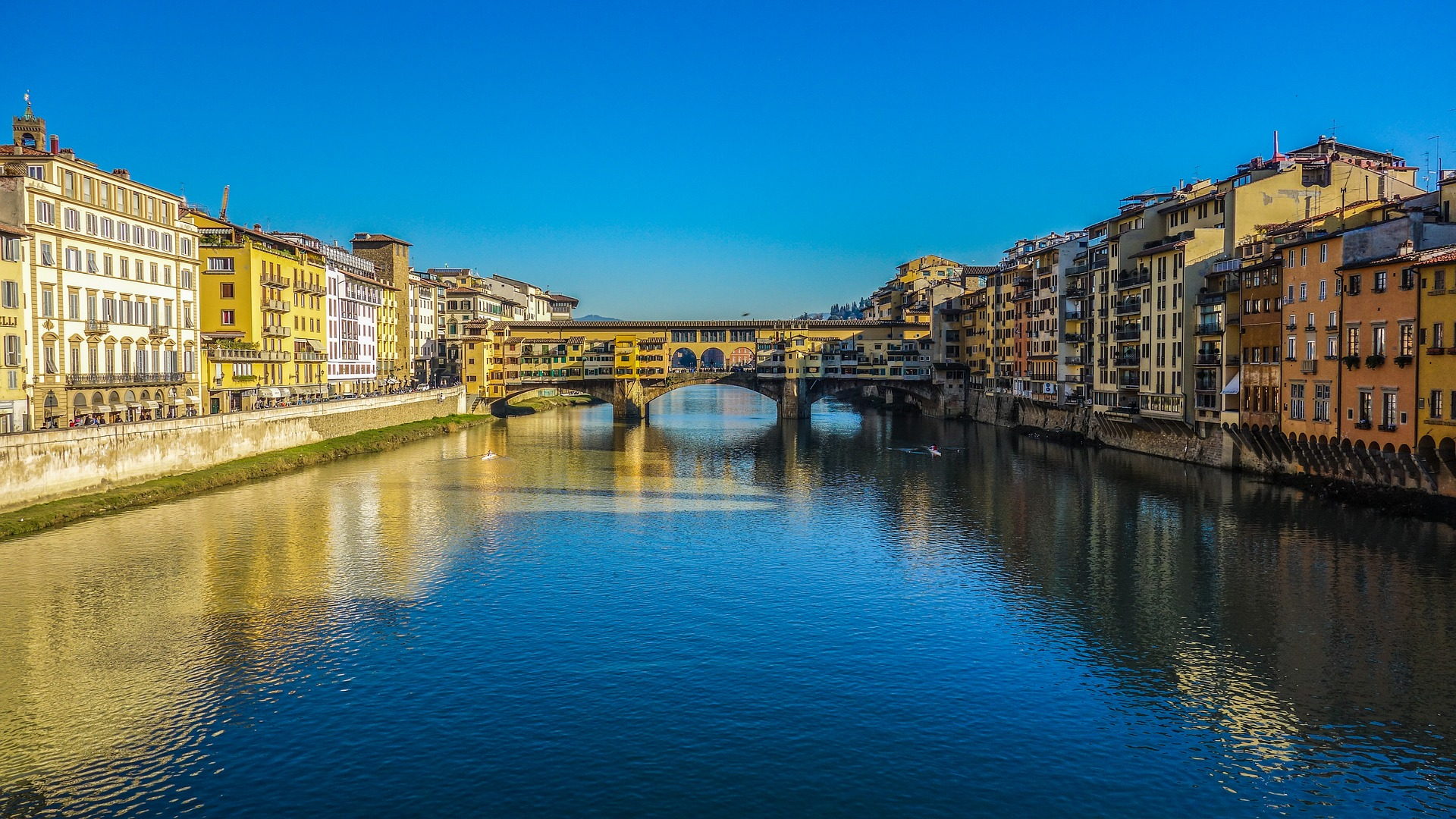 florence italy Ponte Vecchio travel guide