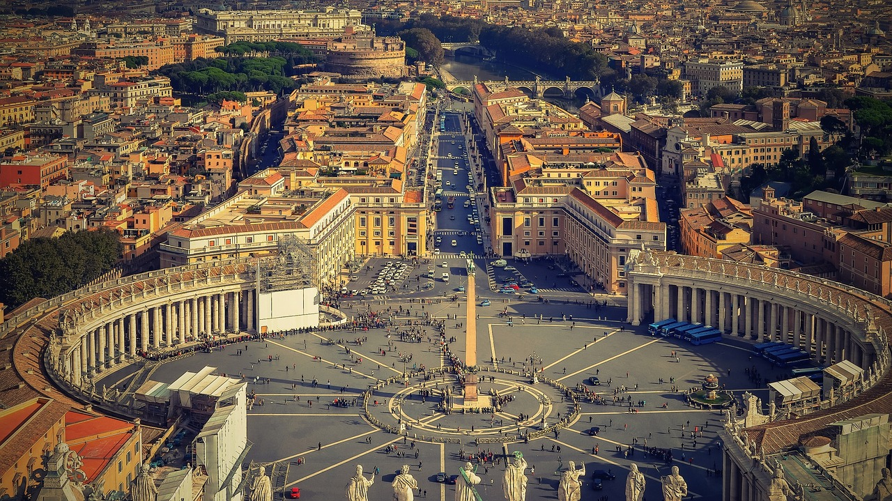 Rome Italy Best Hotels Accommodation Vatican