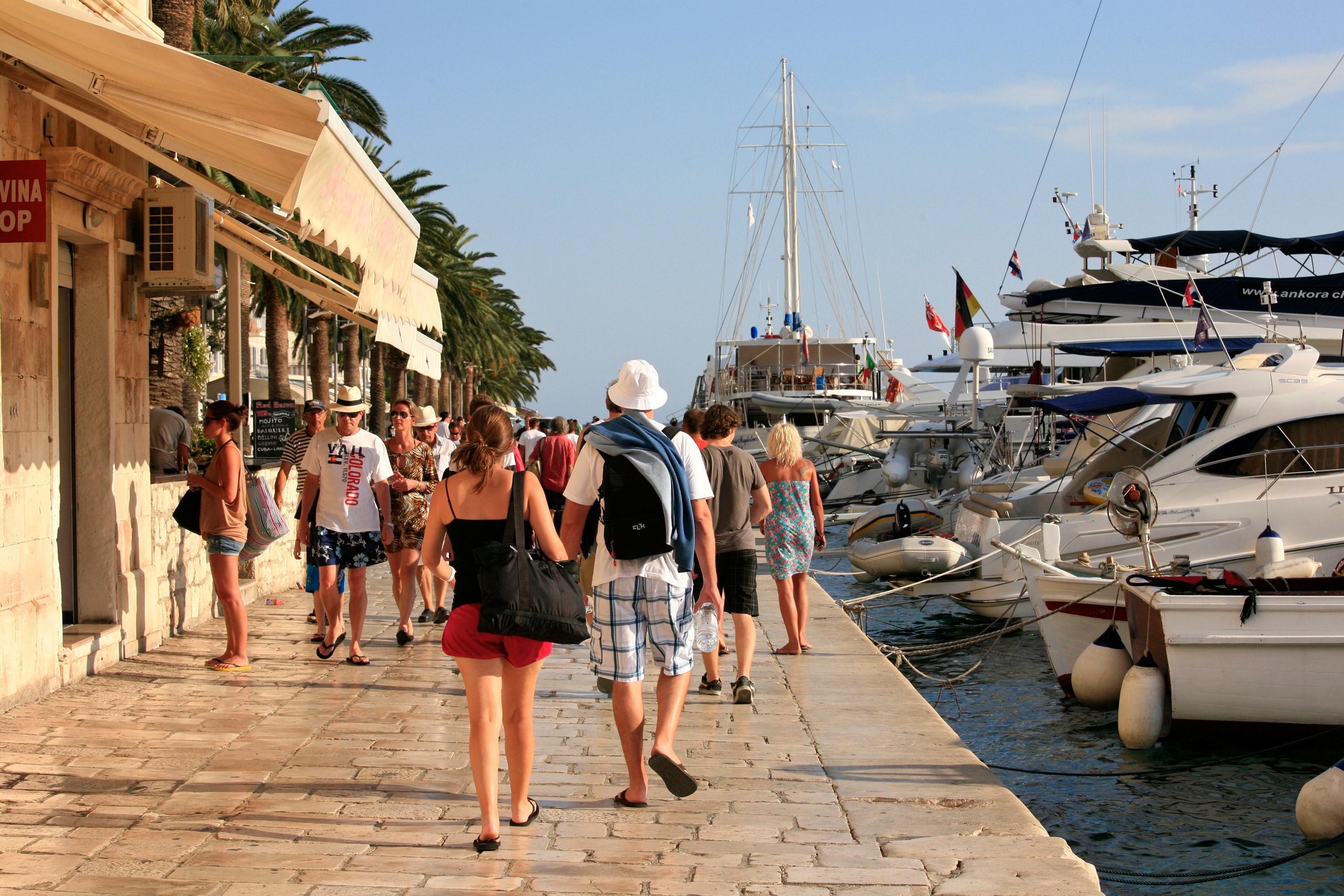 Premier Hvar Port, Croatia