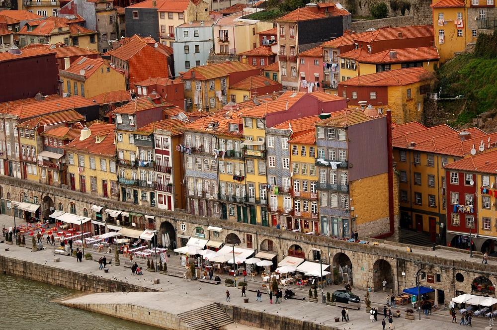 Ribeira_-_Porto portugal