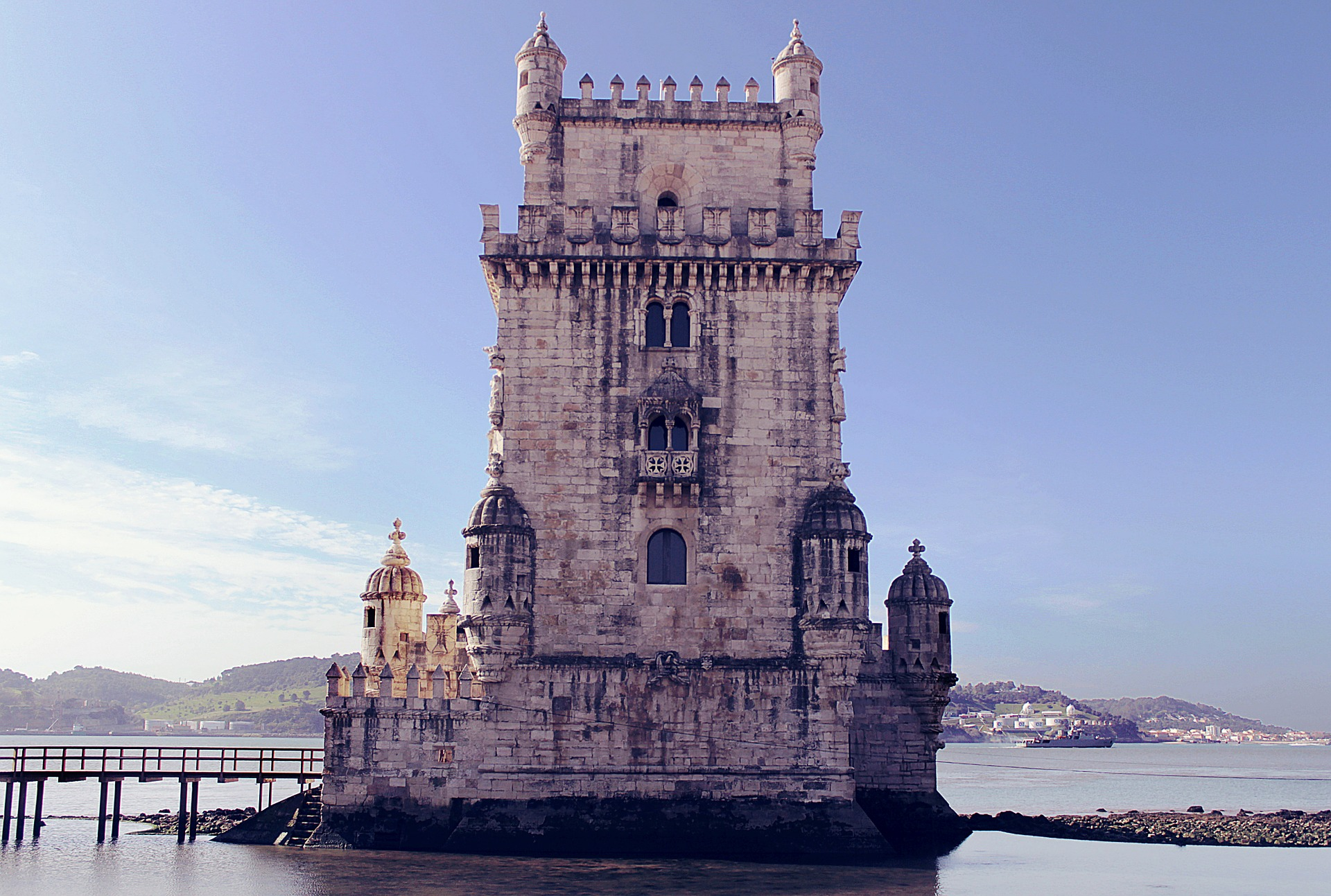 belem tower lisbon portugal top attractions