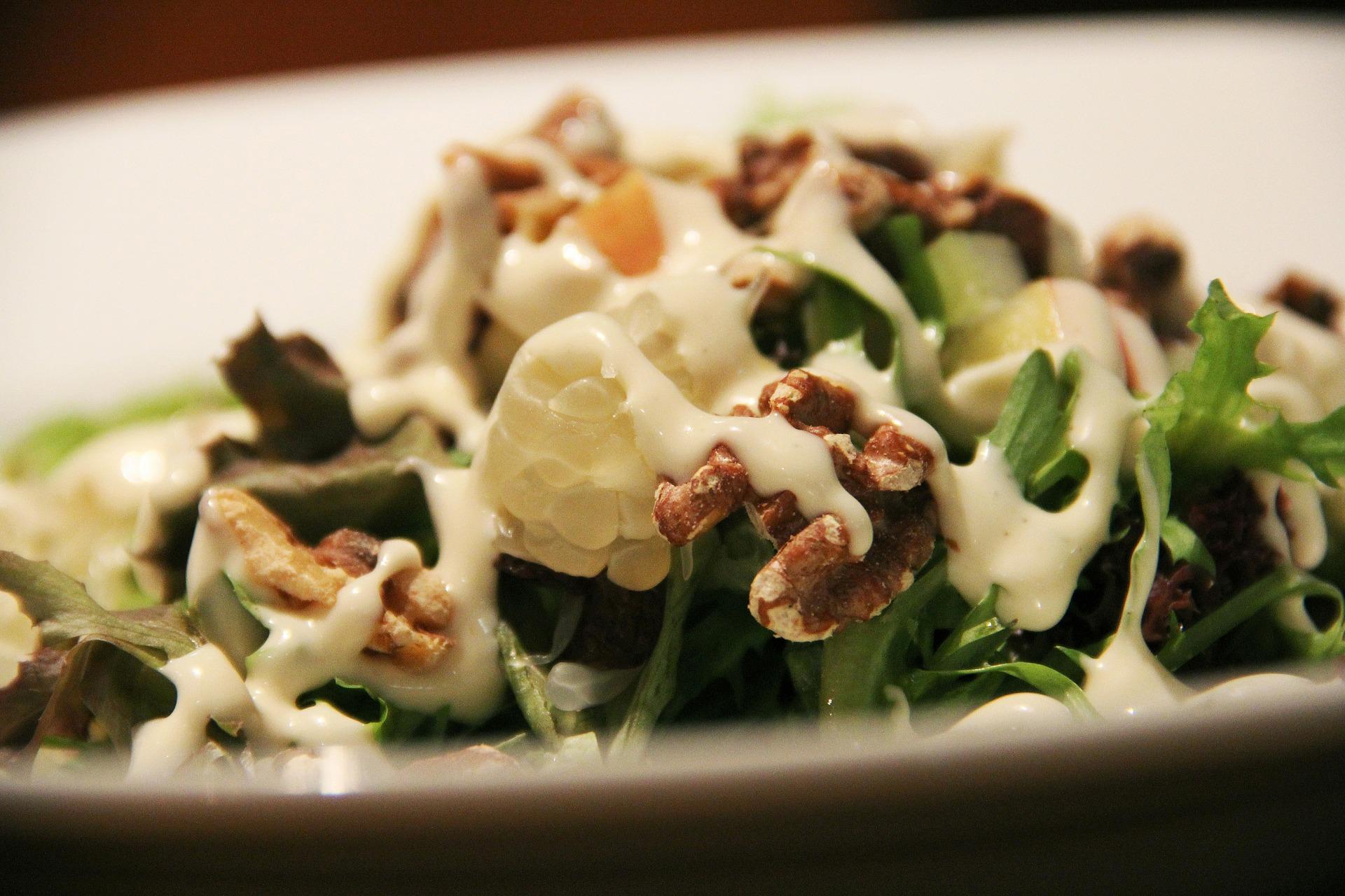 salad cream pomelo singapore food