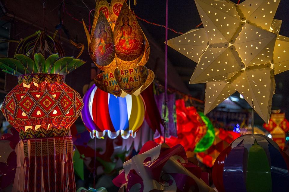 Diwali Deepavali India festive