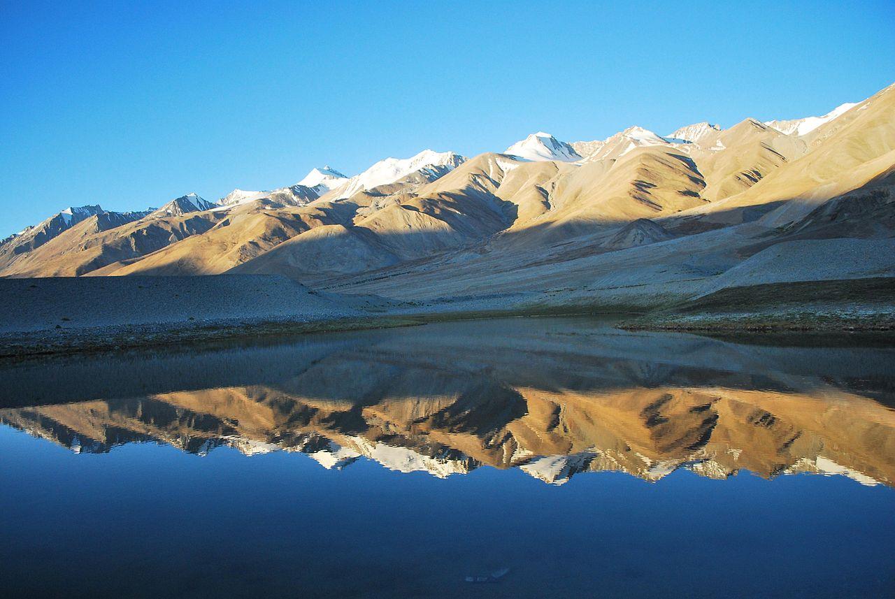 Pangong_Tso lake, Ladakh, China
