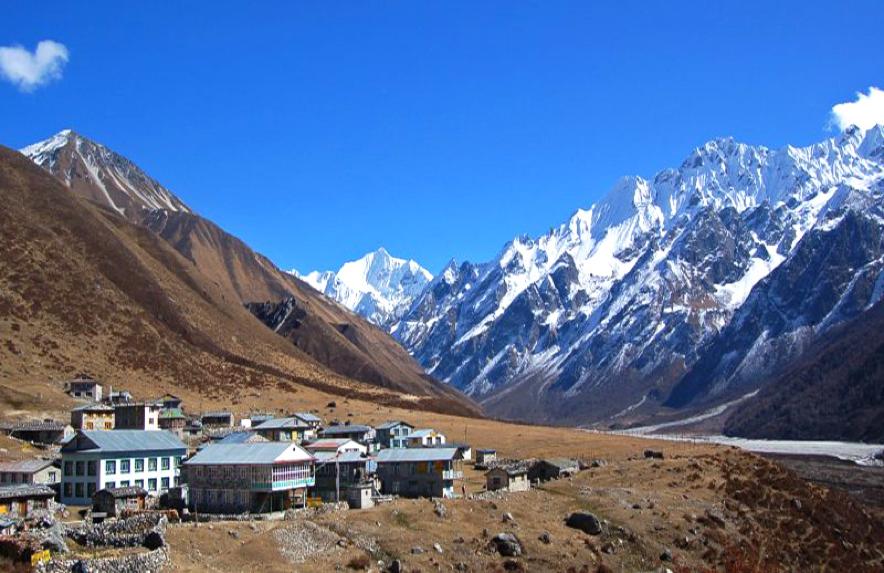 Langtang Valley Trekking in Nepal