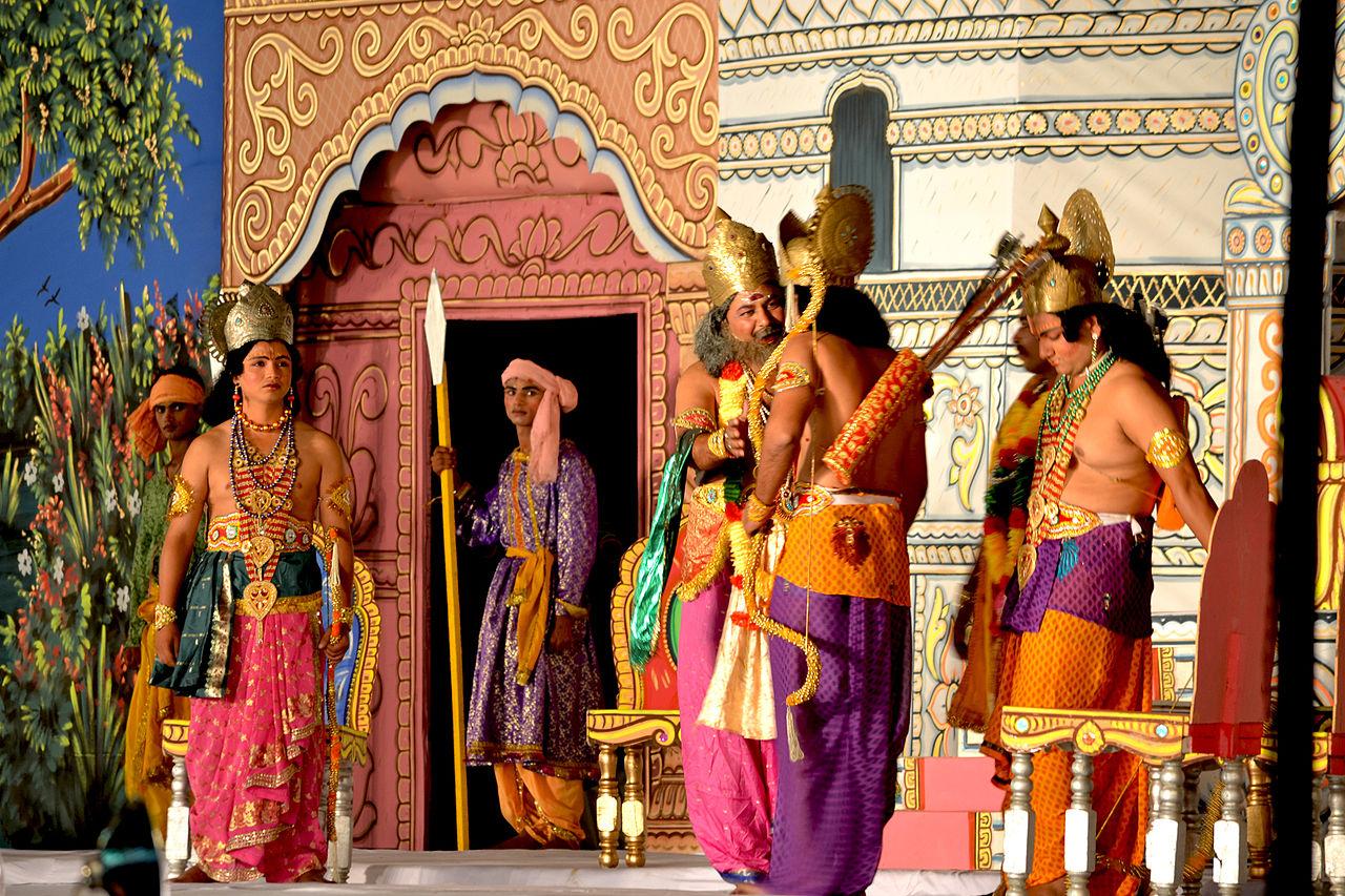 Ramlila Dasratha India