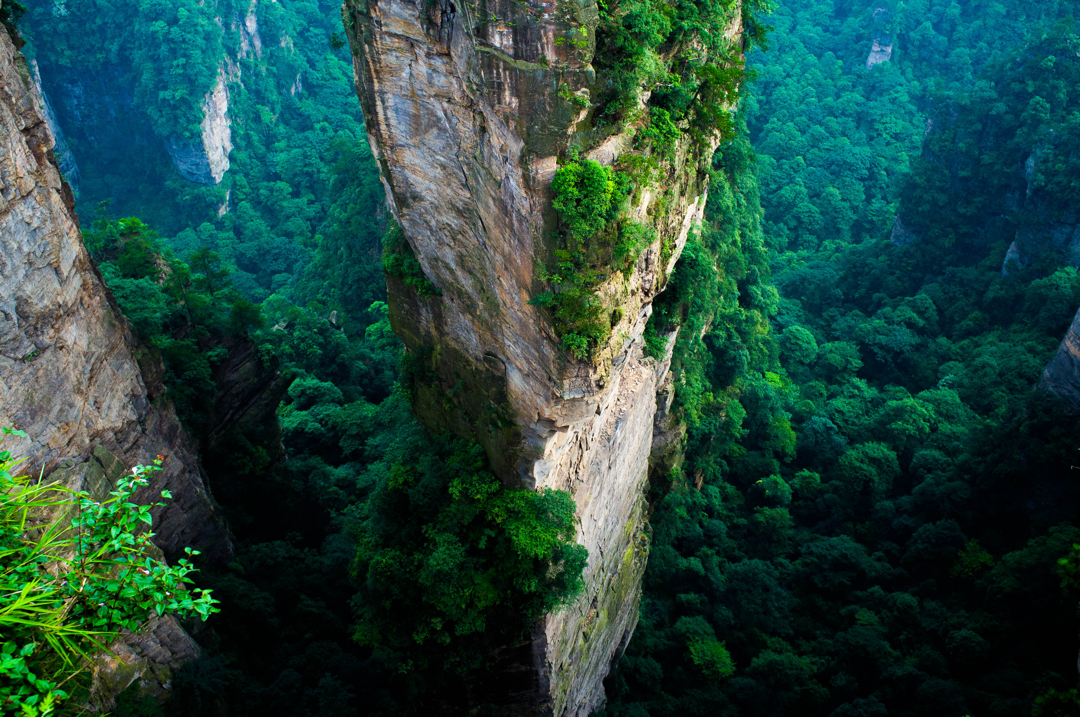Chinese nature, must see and visit, beauty