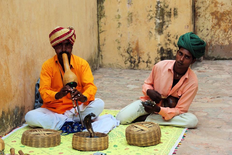 india snake charmer music