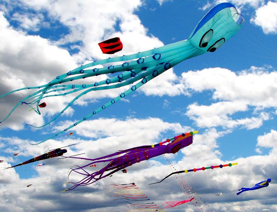 kite festival India