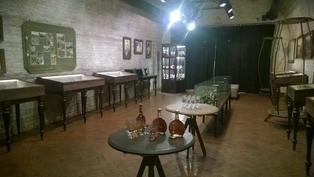 cognac tasting shustov museum odessa ukraine