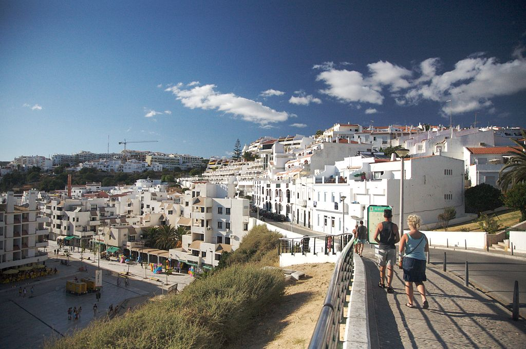 Albufeira tourist attractions portugal