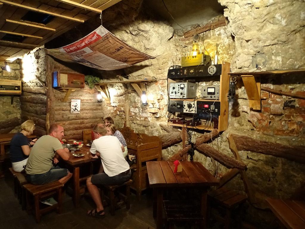 kryjivka lviv restaurant