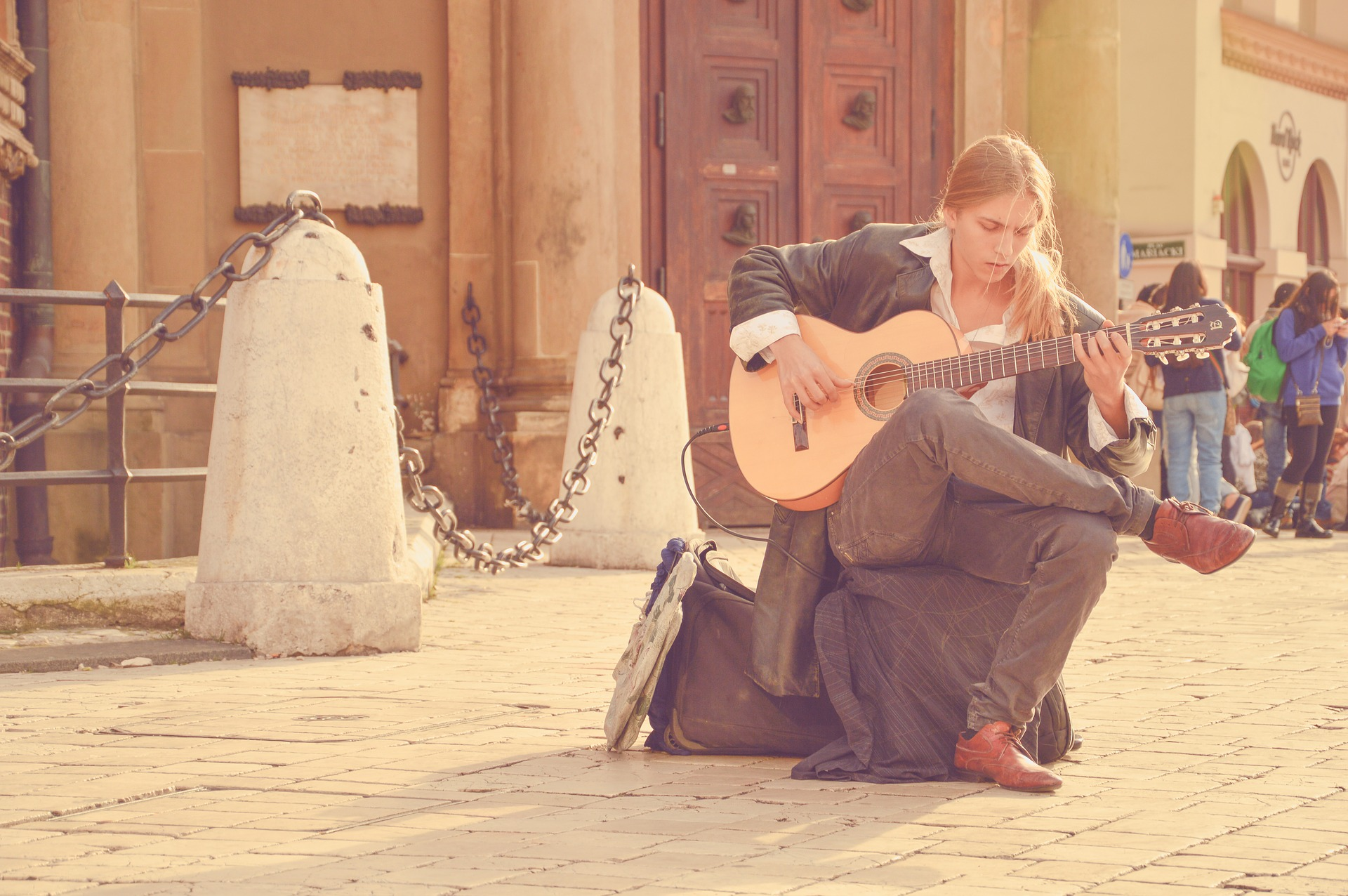 street musicians lviv ukraine