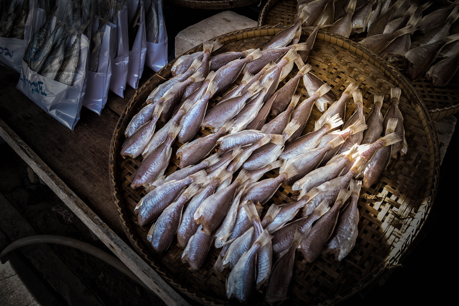 fish privoz market odessa ukraine