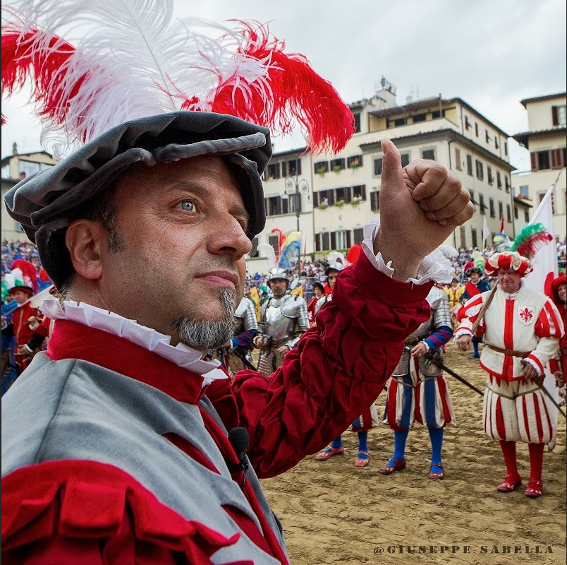 Calcio Storico in Firenze (Florence, Italy)