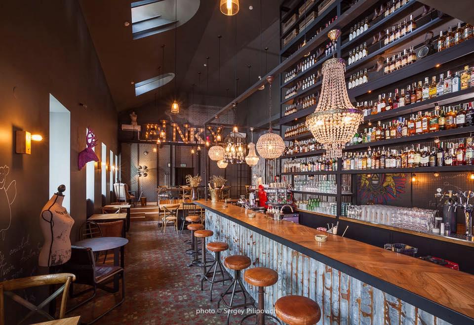 Pinky Bandinsky Bar Club Minsk Belarus