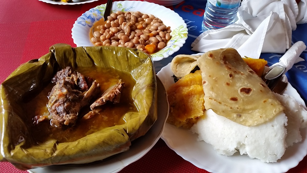 traditional food in Uganda