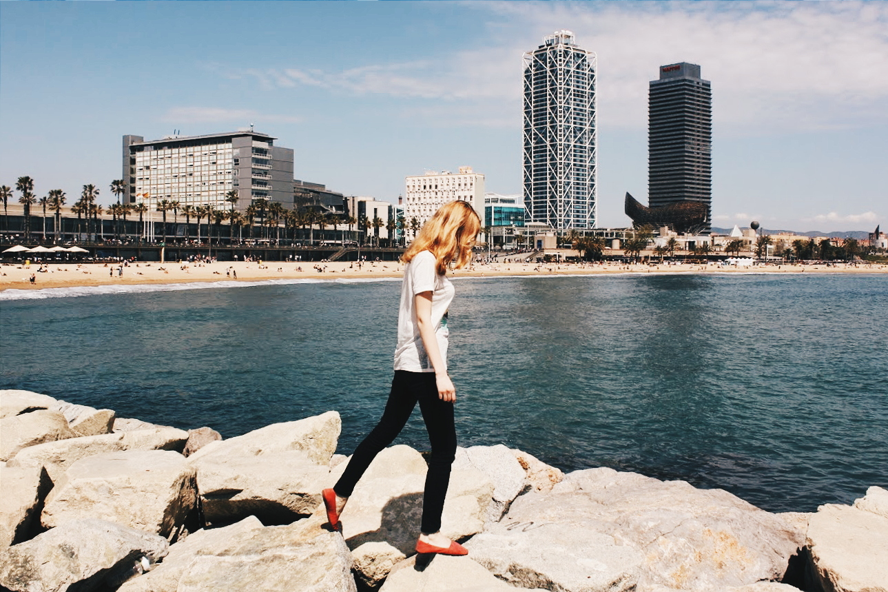 Barcelona trip, Spain