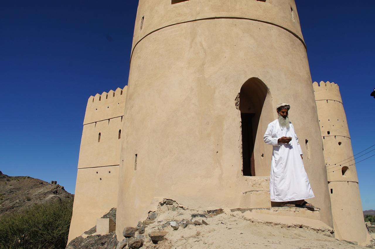 Oman man
