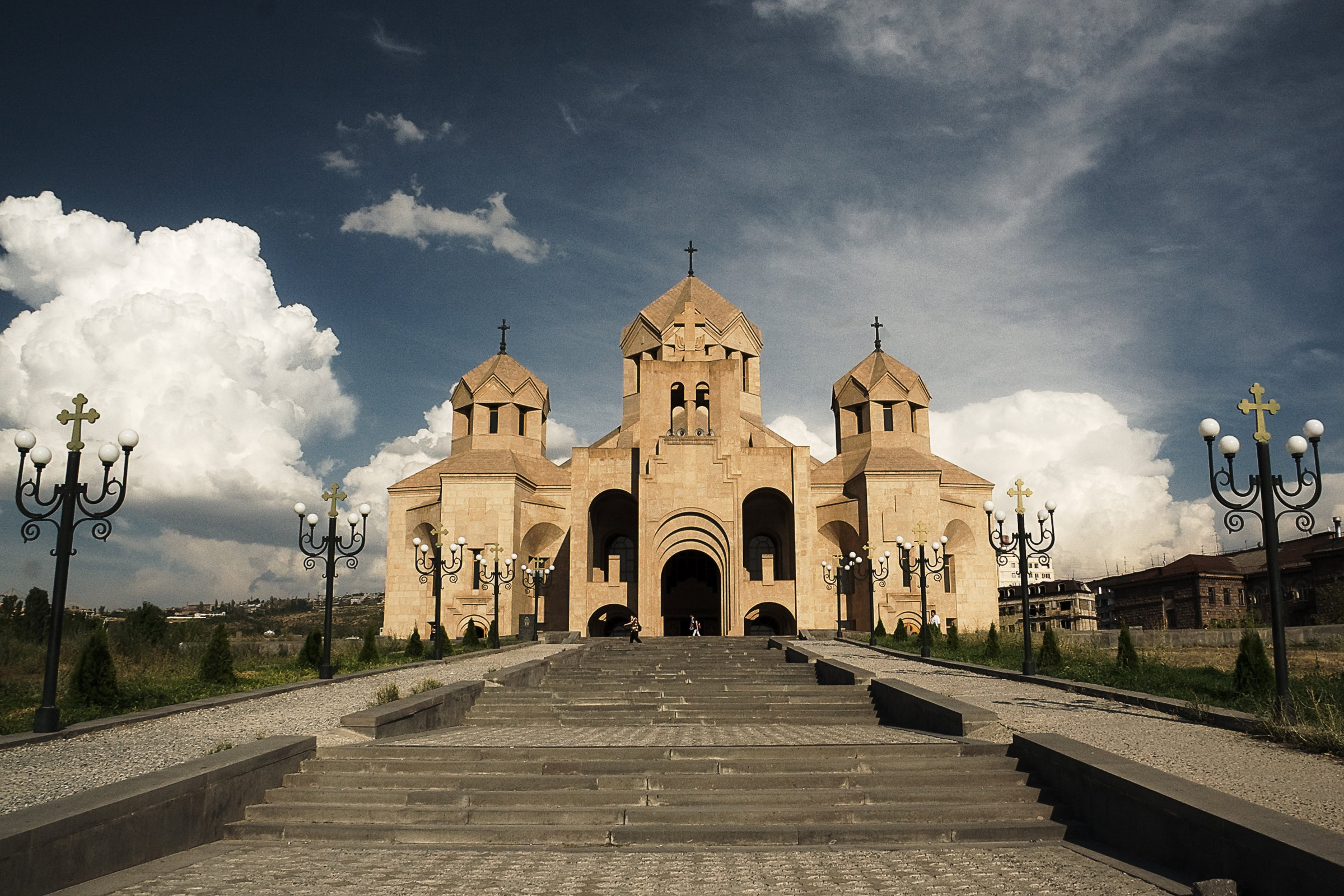 Saint Gregory the Illuminator Cathedral Yerevan
