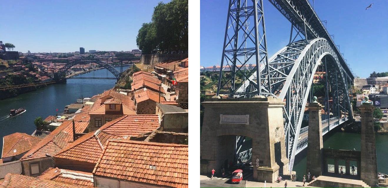 Ponte de Dom Luis I/ Ribeira