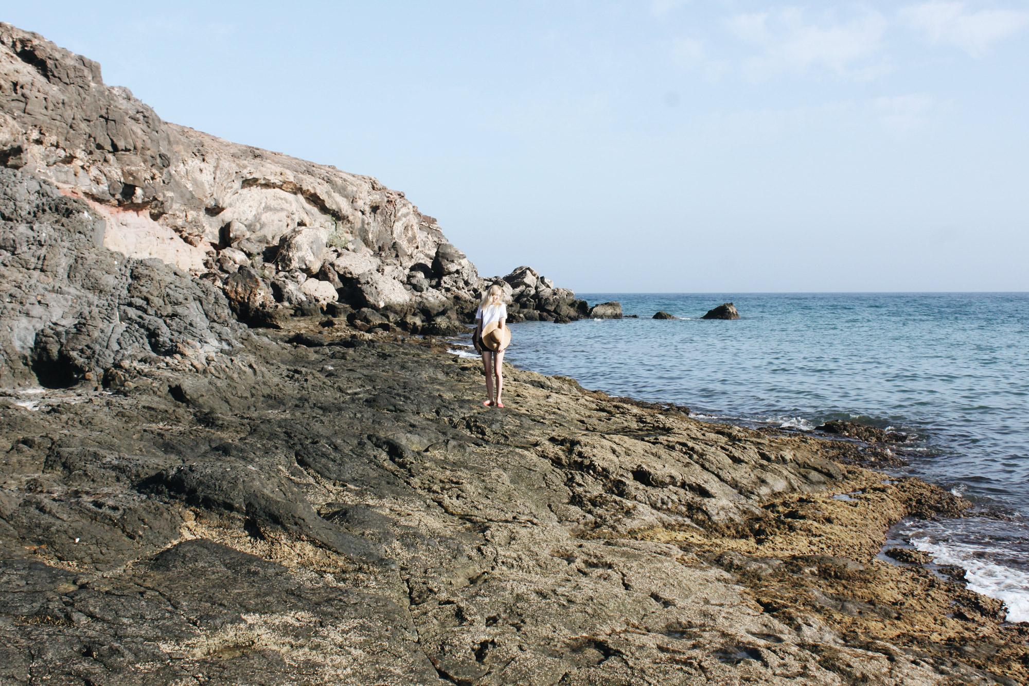 Fuerteventura beach - Canary islands