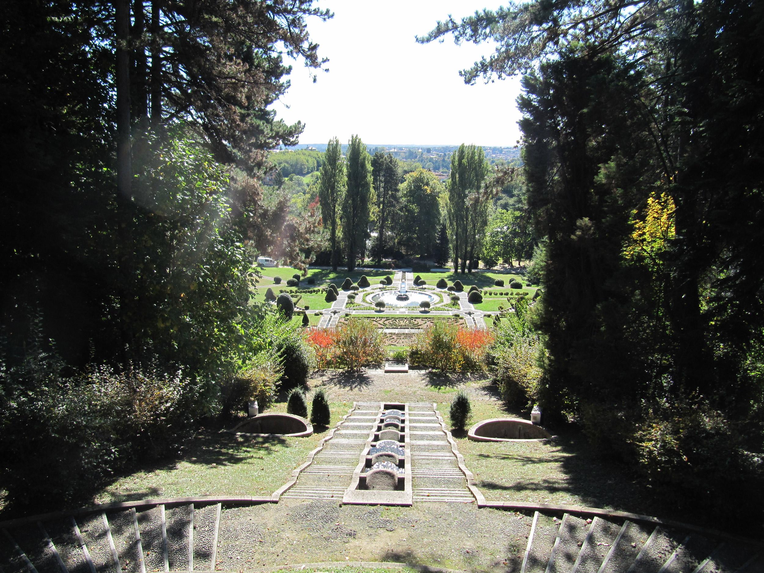 Varese giardino