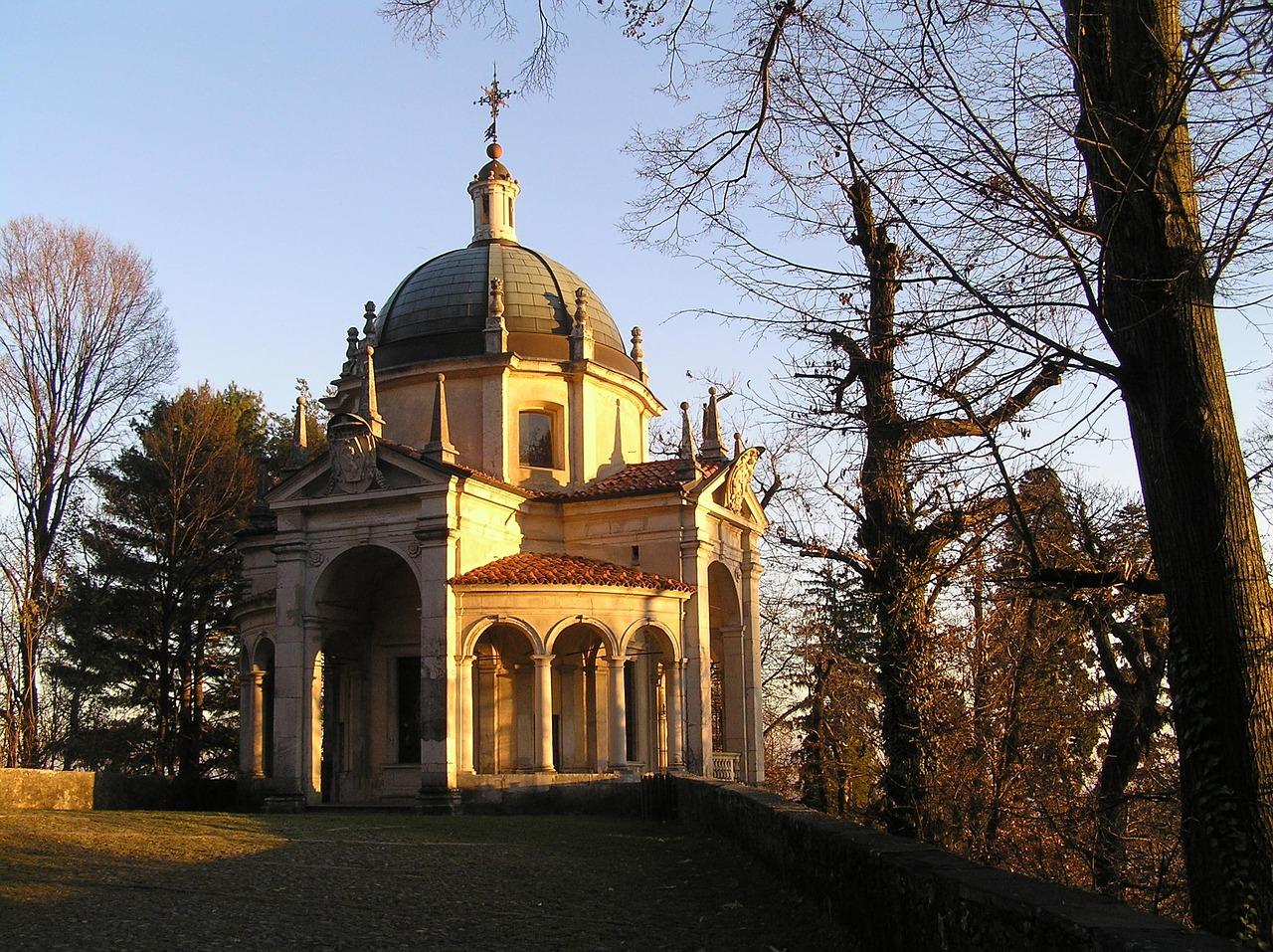 Sacromonte in Varese, Italy