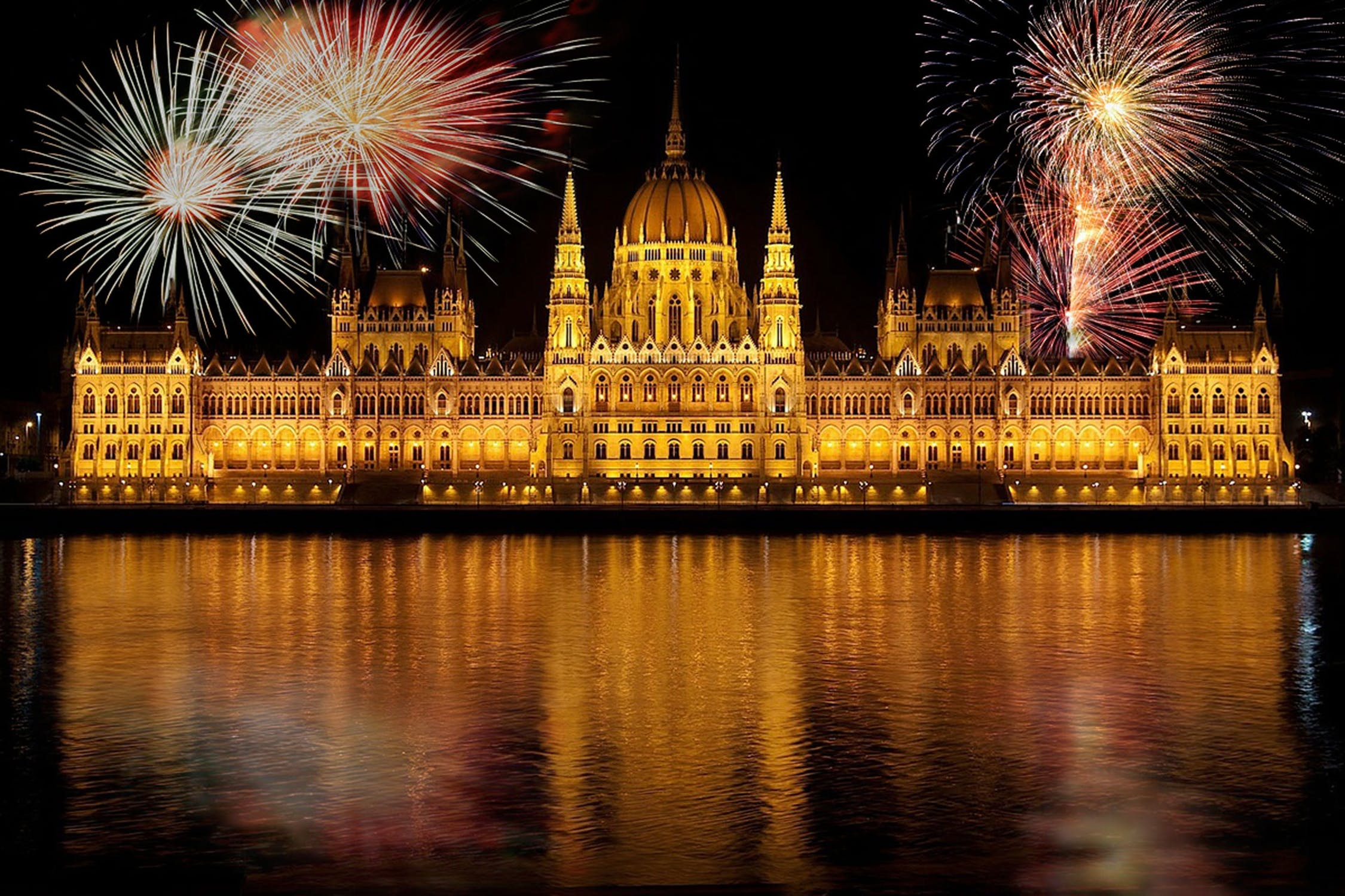 Budapest New Year 2018