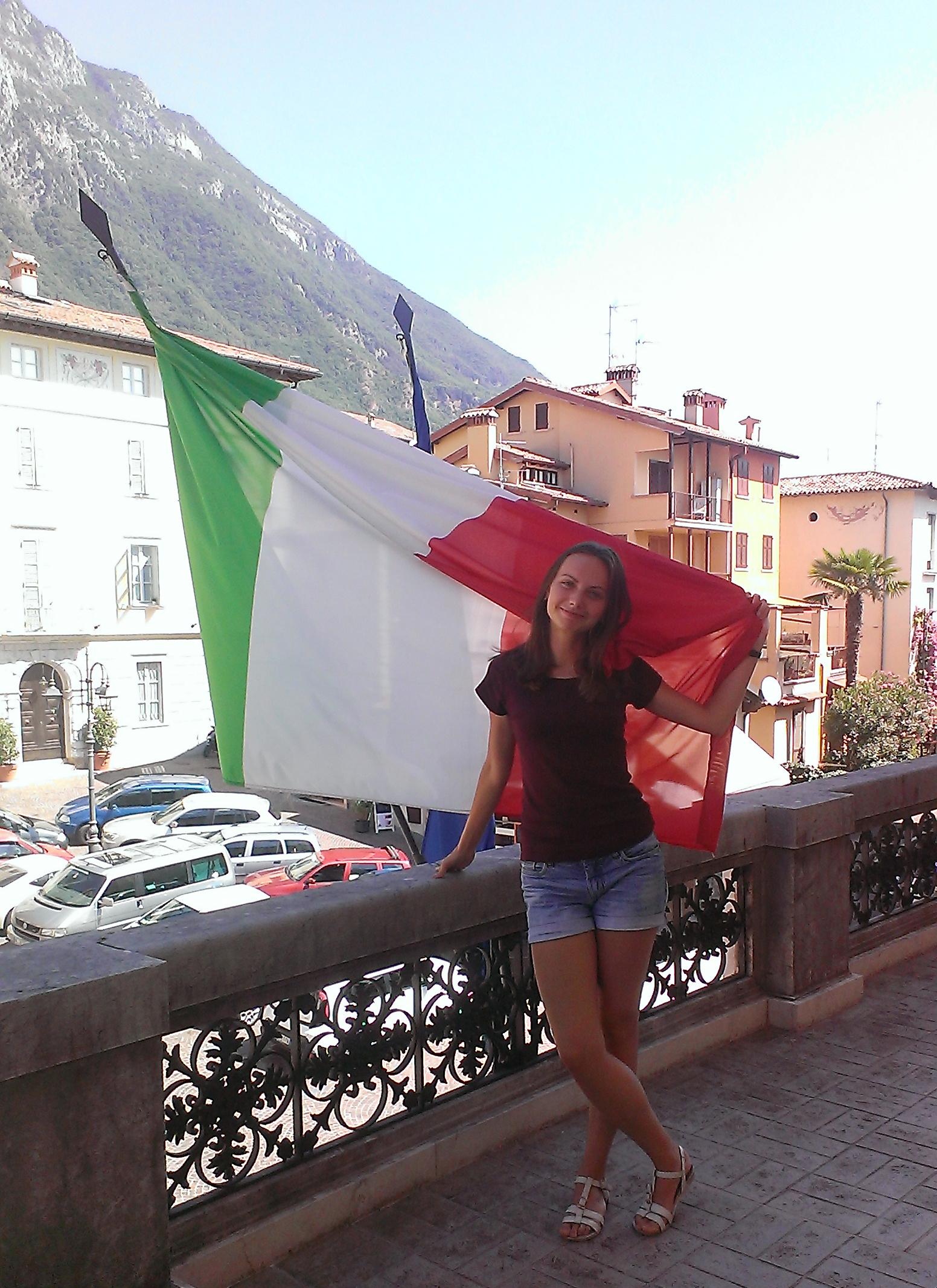 Gargnano, Garda, Italy