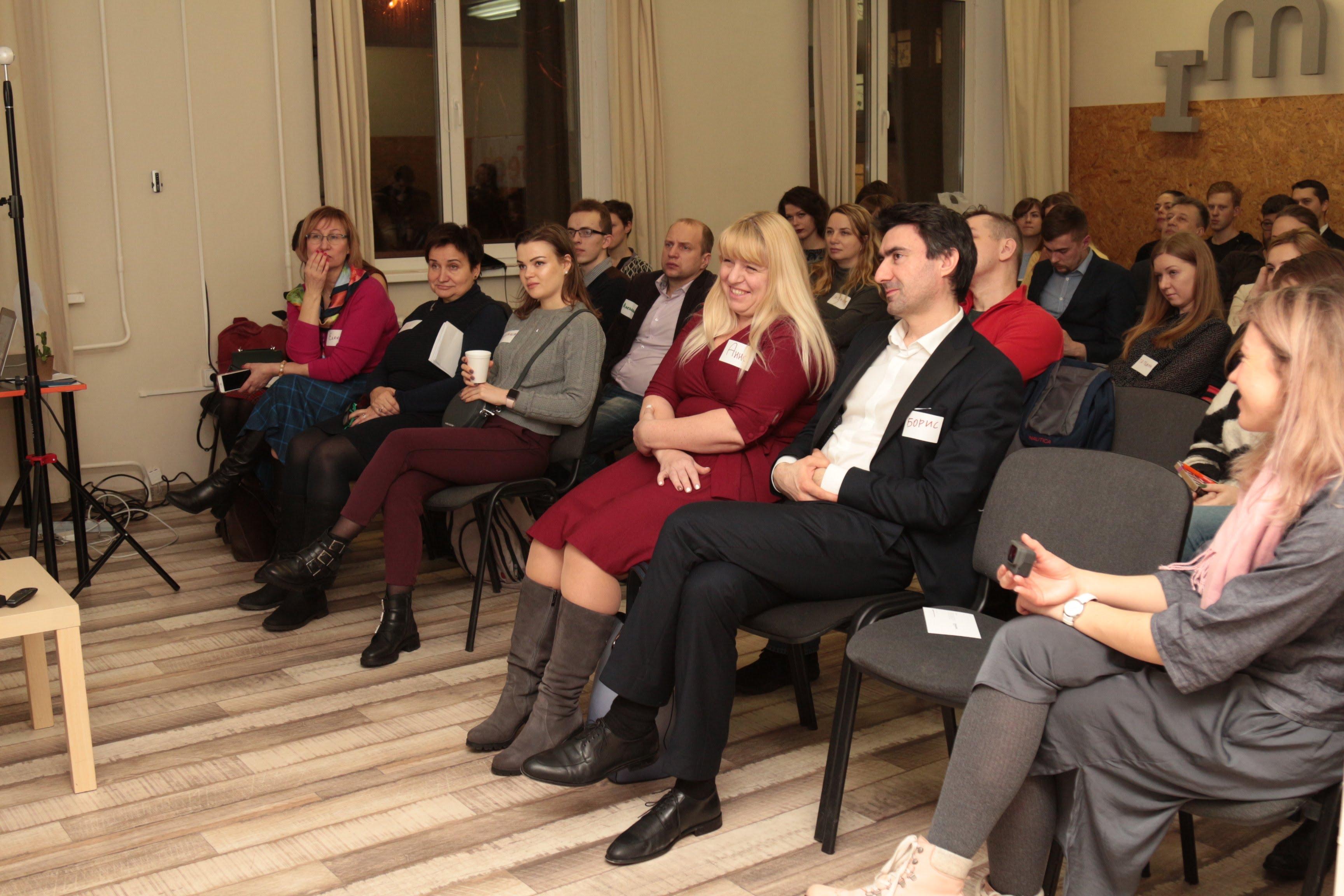 MeetnGreetMe meetup in Minsk